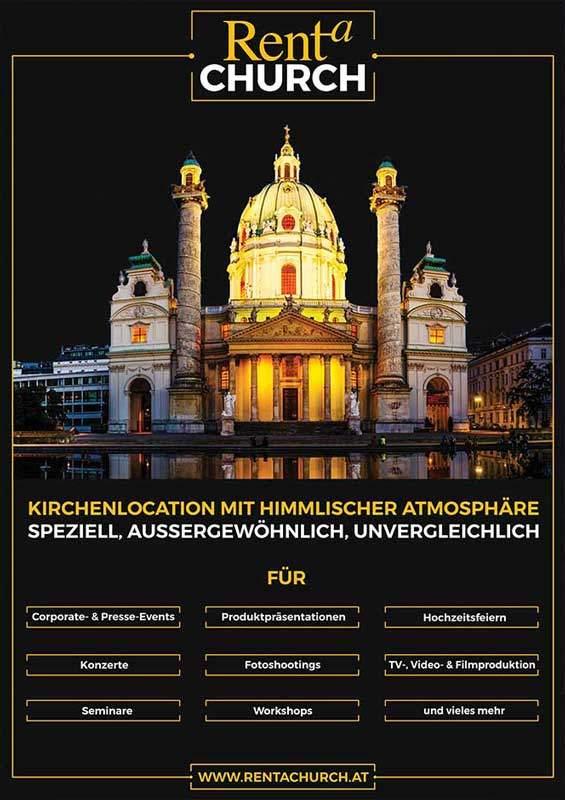 Flyer und Plakate aus Wien