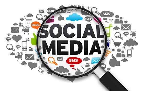 Webdesign Wien, Social-Media